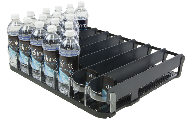 Fast Lane Pusher Tray