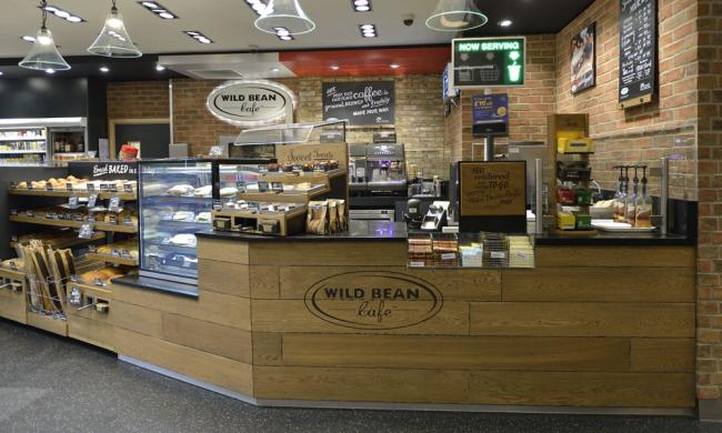 BP Wild Bean Cafe