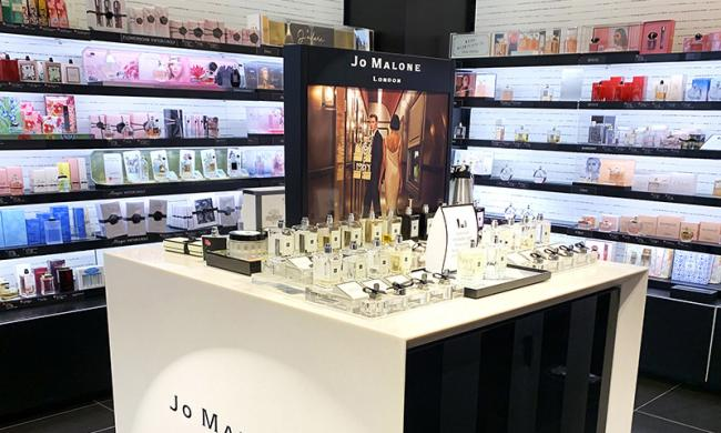 Jo Malone Display
